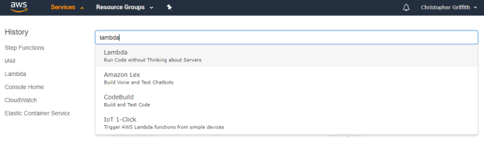 Discover AWS State Machines using Python Lambdas for an ETL