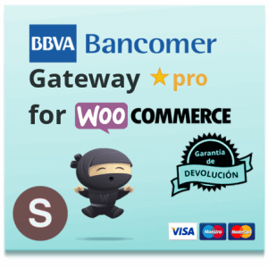 BBVA Bancomer Gateway for WooCommerce Soporte
