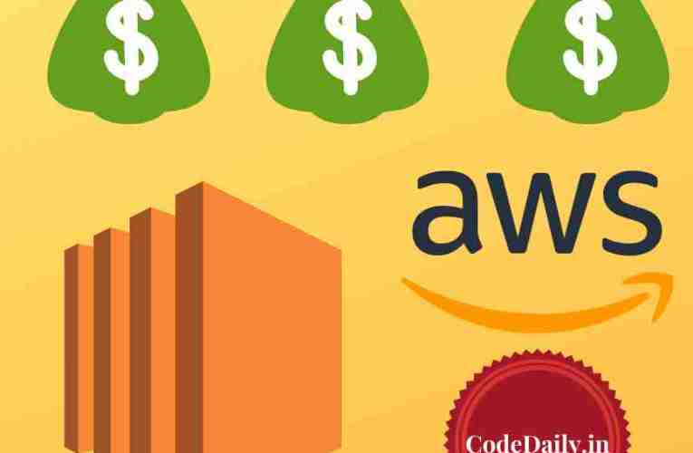 Why AWS charged me for Free Tier