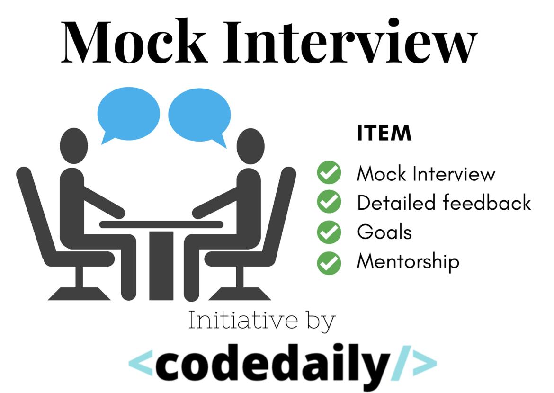 Mock Interview Service