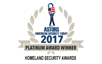 Code Dx Enterprise Wins the ASTORS Homeland Security Platinum Award for Best Cyber Security Application Management Solution
