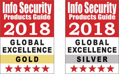 Code Dx Enterprise Wins Two Info Security Product Guide's 2018 Global Excellence Awards