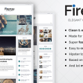 Firenze – Clean & Elegant Blog Theme