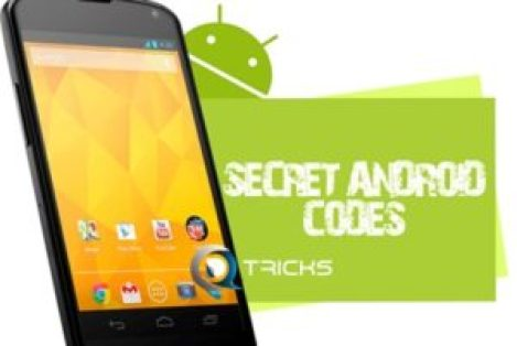android secret codes