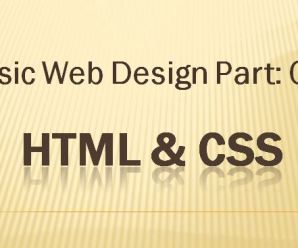 Lesson 05: Basic Webdesign: Part-05