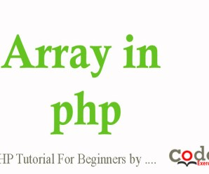 Best PHP Tutorial For Beginners (Array) Part- 5