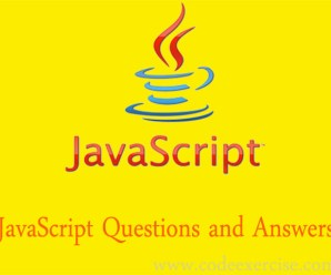 JavaScript Questions and Answers – Classes in JavaScript