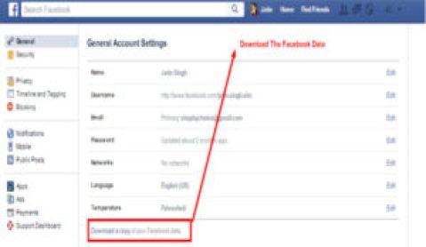 Facebook Files Recover