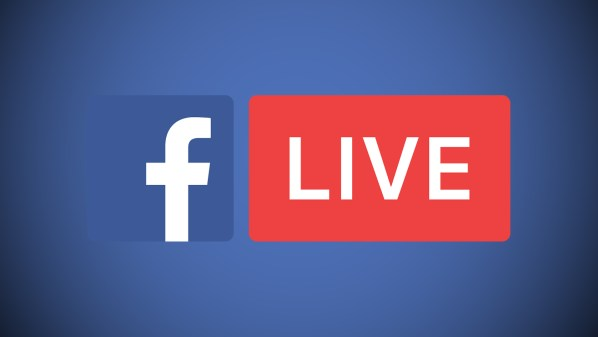 Go Live on Facebook