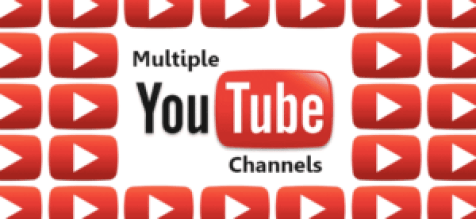 Multiple-YouTube-Channels