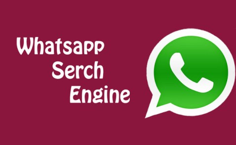 Whatsapp-Search-engine