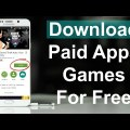 Download Paid Games Freely On Android Device