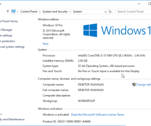 Activate Windows 10 FREE without any software