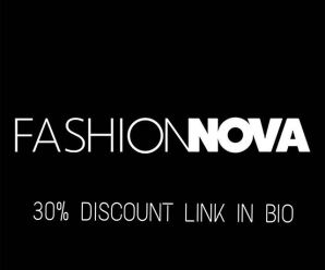 Fashion nova discount Code or Coupon Codes Top Seven Site List