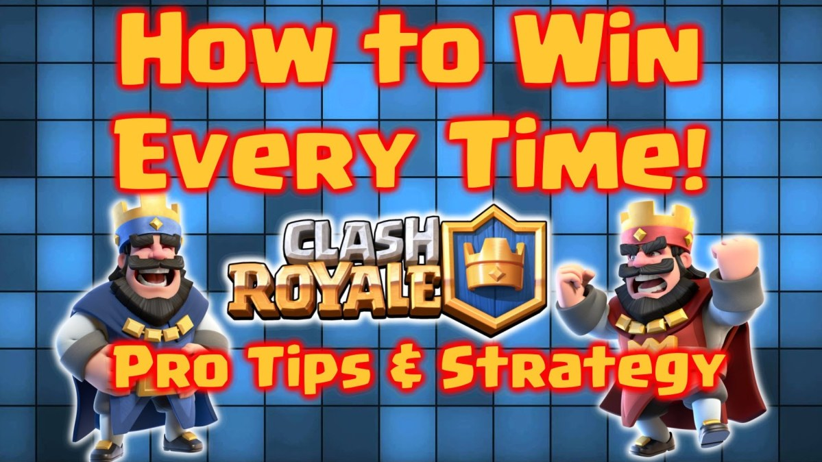 clash royale tips for beginners