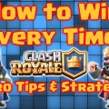 Best 6 tips & tricks for Clash Royal