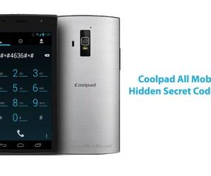 Coolpad All Mobile Hidden Secret Code List