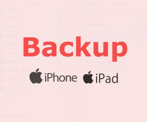 How to Back Up Your Apple iPhone or iPad?