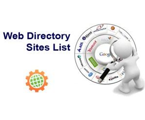 Top 200+ High DA Web Directory Sites List