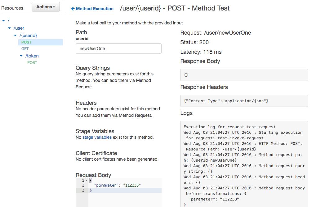 serverless-aws-api-execute-method-response