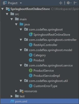 Spring Boot CRUD REST API Project Example | CodeFlex