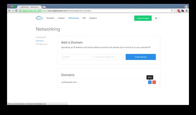 Hosting Node js app to DigitalOcean Server – Nodejs Tutorial