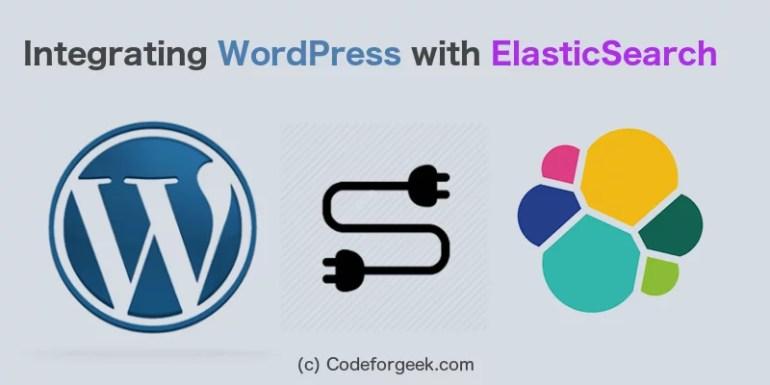 elasticsearch wordpress