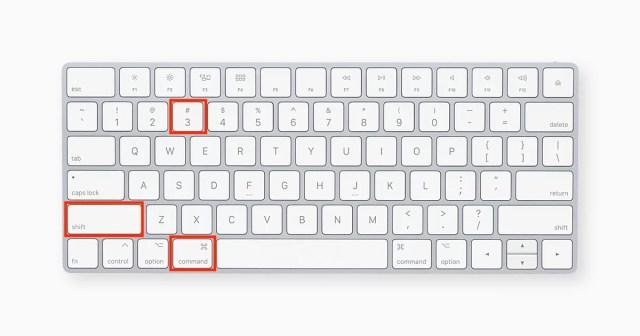 How to take screenshot on your mac