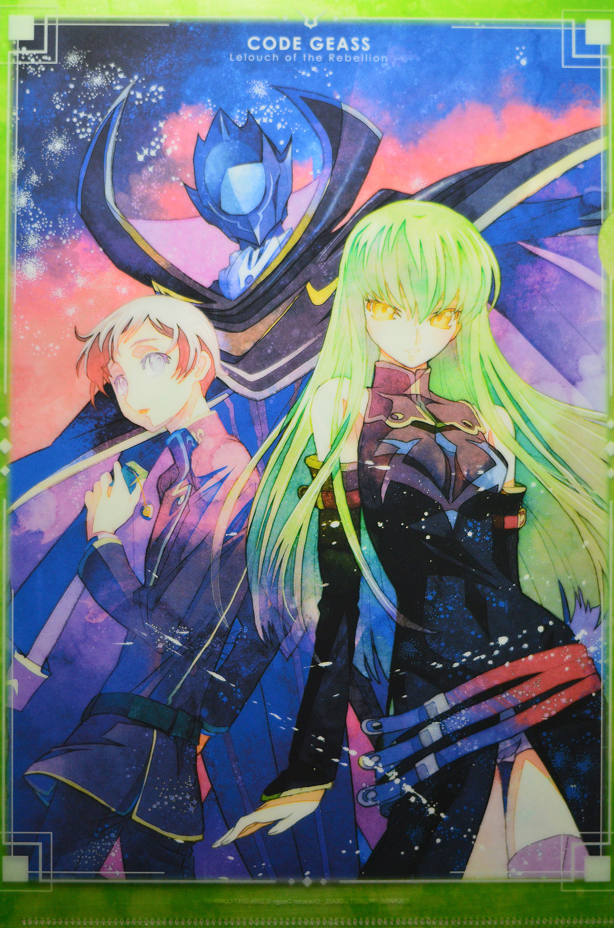 All Hail Britannia - The Code Geass Fanlisting - Code Geass