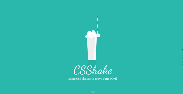 CSS Shake - 18 CSS Effect Libraries for Creating Beautiful Animations