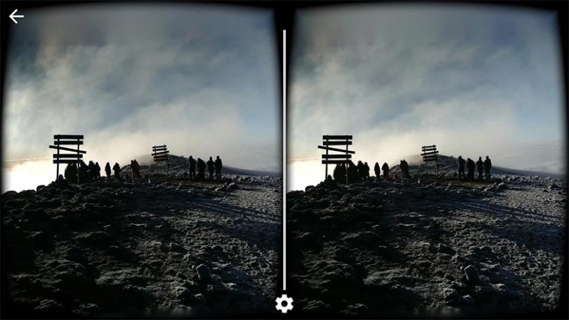 Cardboard-Camera-allows you to capture 3D photos so that you can experience it later with your Google Cardboard