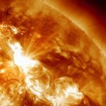 Dangerous Solar Flares to Reach Maximum in 2013
