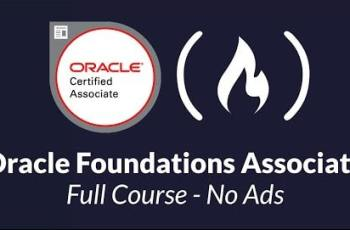 Oracle Foundations Associate Cloud Certification Full Course