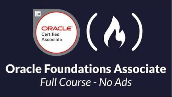 Oracle Foundations Associate Cloud Certification