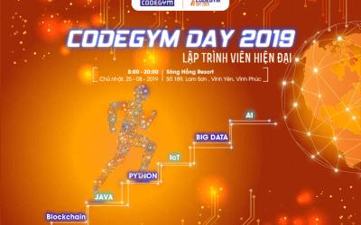 Bạn sẽ học được gì tại CodeGym Day 2019?