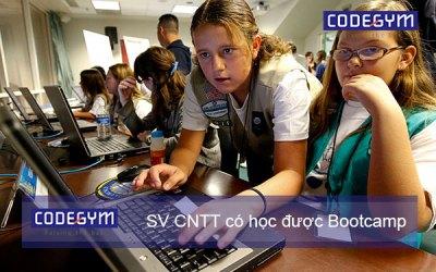 Liệu sinh viên CNTT có học được Coding Bootcamp không?