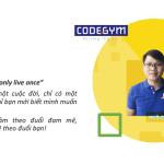Theo đuổi lại đam mê lập trình khi gần 30 tuổi – Ngô Quý Ngọc, cựu học viên CodeGym