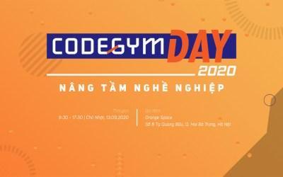 CodeGym Day là gì? Vì sao tổ chức sự kiện CodeGym Day 2020?