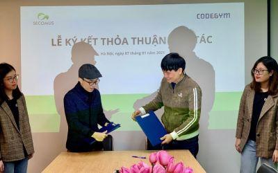 CodeGym và SECOMUS ký kết thỏa thuận hợp tác đào tạo – tuyển dụng