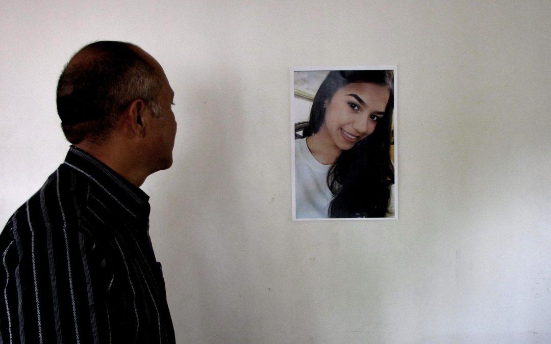 """""""Debido al femicidio de mi hija perdimos la paz como familia"""""""