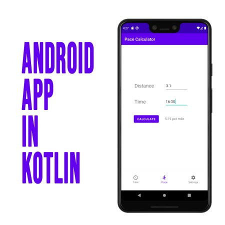 android app in kotlin