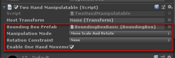 TwoHandManipulatable - part 2 of moving, scaling, rotating objects -