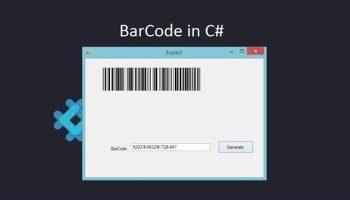 Use ZenBarCode.dll to generate free barcode C#