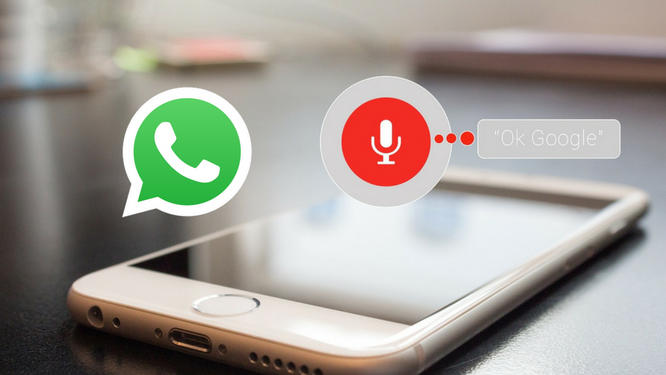 How To Send WhatsApp Text and Voice Messages by Google Assistant