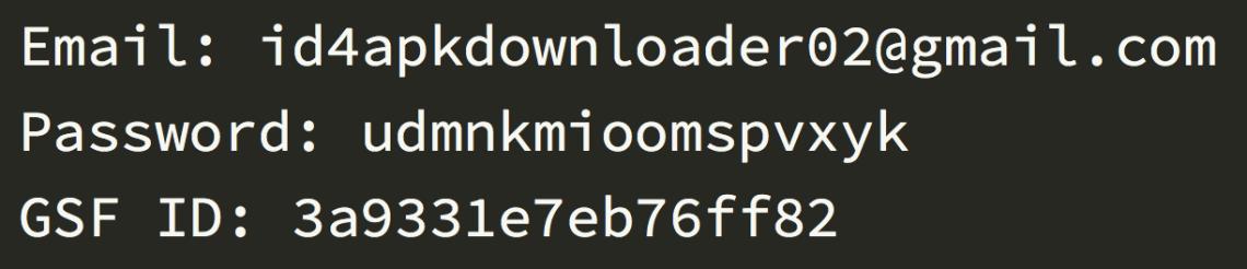 Official] APK Downloader v2 – Download APK files from Google Play