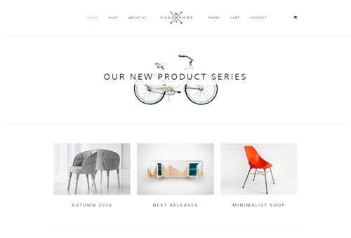 Specular Shop WordPress Theme