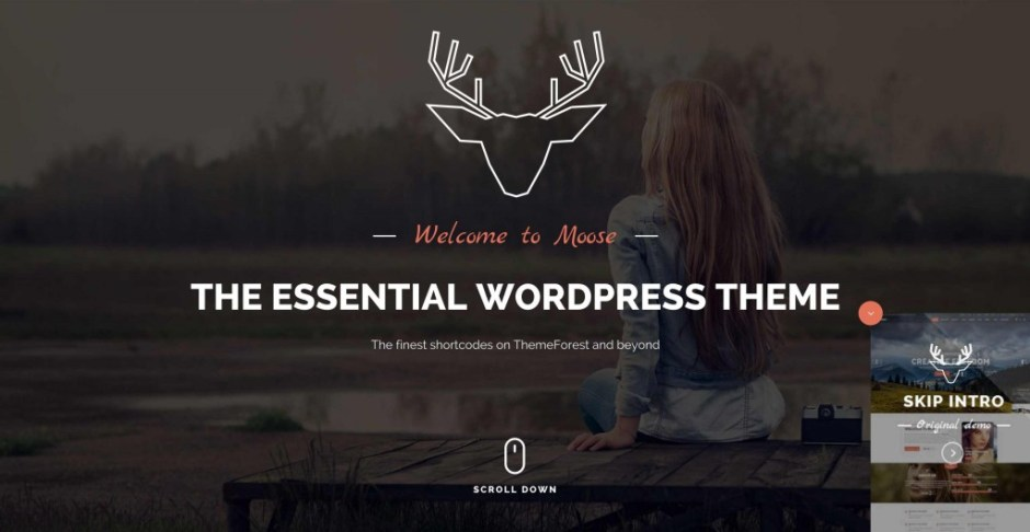 Moose Multi purpose Theme for Creative Business-compressed