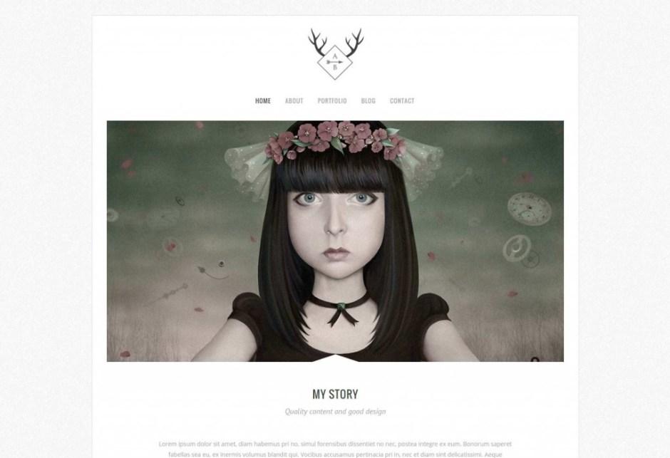 Vigor - A Fresh Multi-Concept Theme