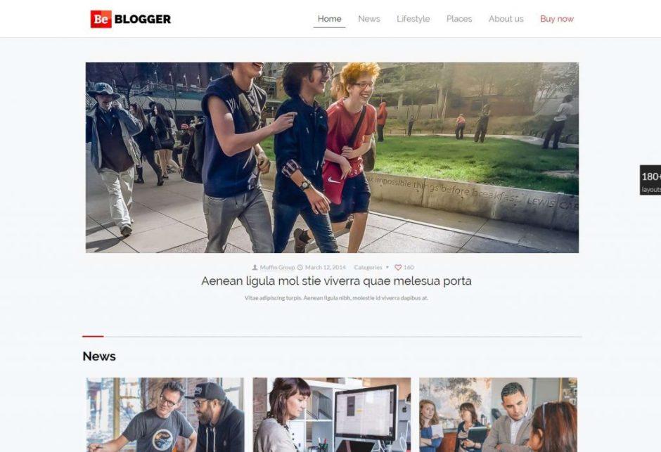 BeBlogger 2 – BeTheme-compressed
