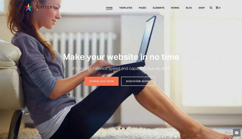 Main Demo Jupiter WordPress Theme-compressed